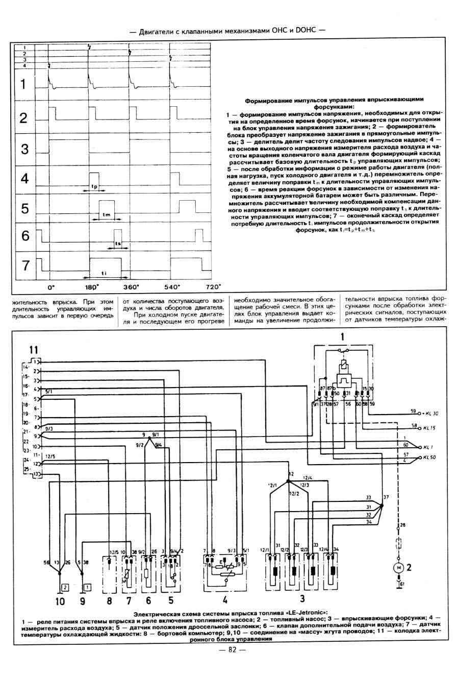 Схема Электрооборудования Lancer X